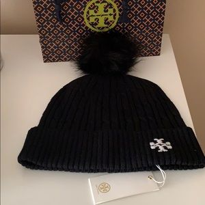 NWT!!! Authentic Tory Burch Knit Hat!